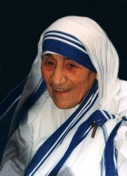 MOTHER TERESA WASHINGTON, DC JUNE 10, 1995